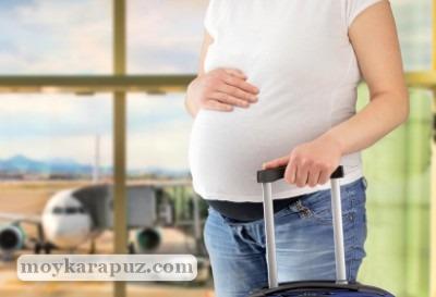 Перелеты во время беременности: возможные риски
