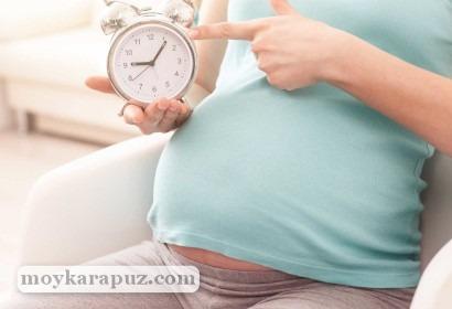 Признаки начала родов: когда пора ехать в роддом