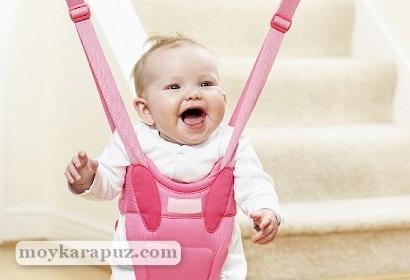 С какого возраста можно сажать ребенка в прыгунки