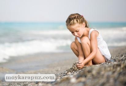 Солнечный ожог у ребенка: симптомы и чем лечить
