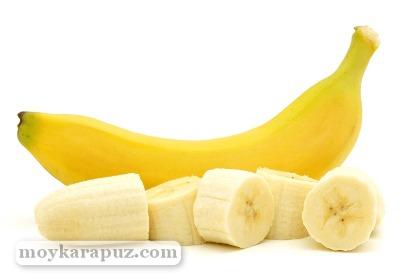 Полезные вещества, входящие в состав бананов