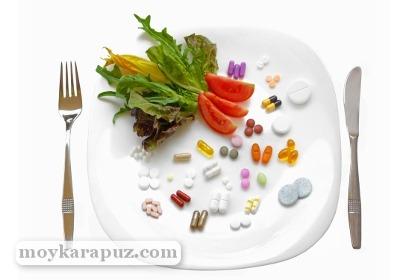 Важные витамины при планировании беременности