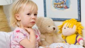 Дифтерия у детей: причины, симптомы, лечение