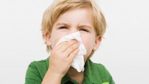 Гайморит у детей - причины, признаки, лечение