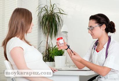 Повышенные лейкоциты и белок в моче при беременности